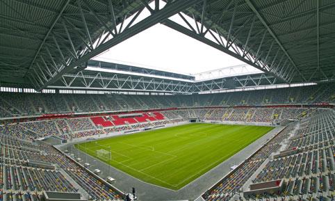 Merkur Spiel Arena Düsseldorf