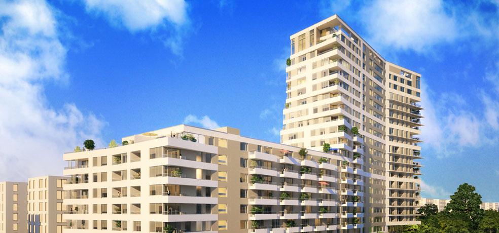 Prädium Residential Tower Structural Engineering Schüßler
