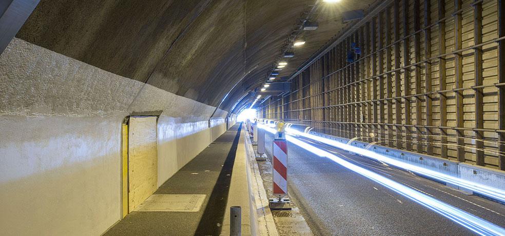 Tunnel Köln Kalk