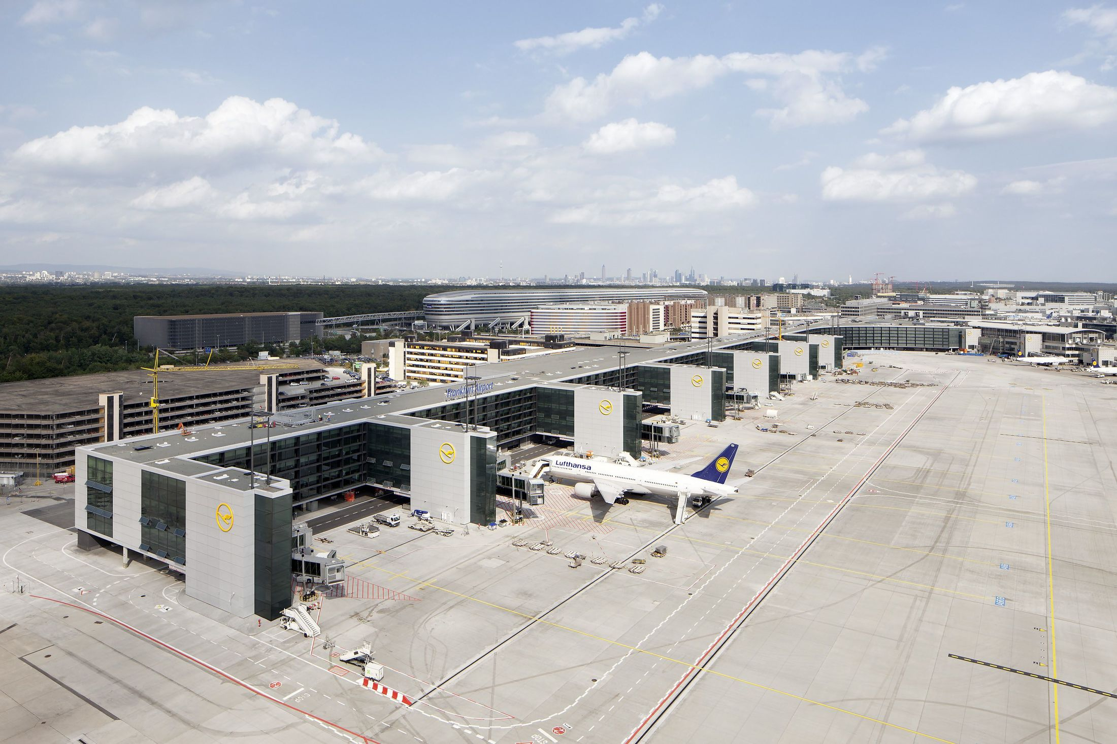 Fraport Frankfurt Abflug